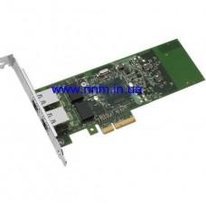 Сетевая карта INTEL 82576 Gigabit Ethernet Controller E1G42ETBLK PCI-E x4, x8, x16 Ethernet (RJ-45) 2x1Гб