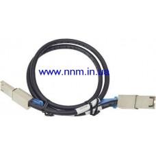 Кабель HP 408766-001 Ext Mini SAS cable 1m