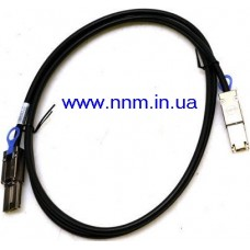 Кабель HP 408766-001 Ext Mini SAS cable 2m