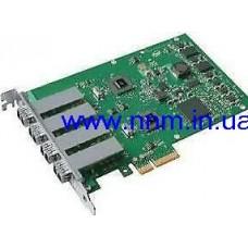 Оптическая карта INTEL Pro 1000 PF Fiber PCI-e x4 x8 x16 Fiber channel 4x1Гб EXPI9404PFG1P20