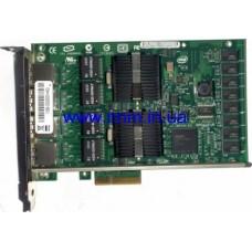 INTEL EXPI9404PTG1P20  Сетевая карта PCI-e x4 x8 x16 Ethernet 4x1Гб
