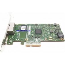 Сетевая карта INTEL I350-T2 I350-T2BLK PCI Express x4, x8, x16, x32 Ethernet (RJ-45) 2x1Гб